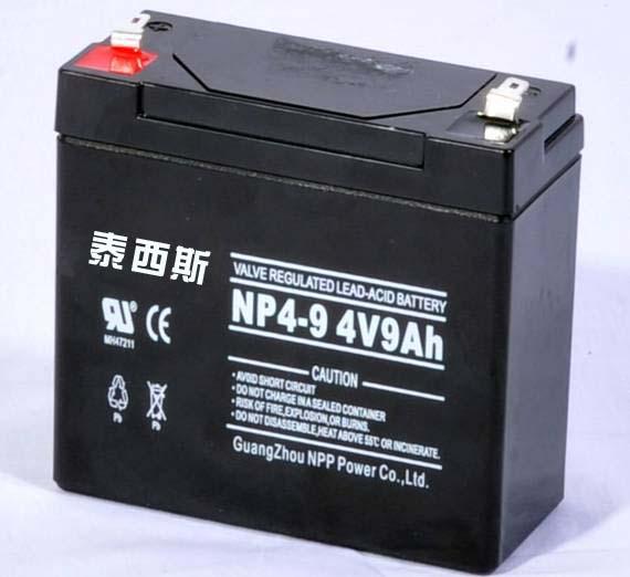 4V蓄電池係列產品